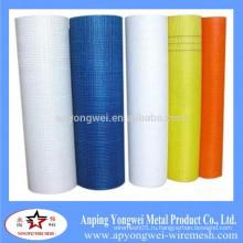 YW-Высокотемпературная устойчивая кровля Стекловолоконная сетка для стены Усиленная