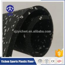 Stalwart quality high density durable gym rubber flooring roll