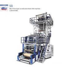 SG-1000 Three Layer Co-extrusion blown film extrusion