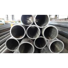 Seamless honed tube for crane