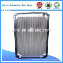 Radiateur de camion client chinois H0130020024A0 pour Foton Auman Truck