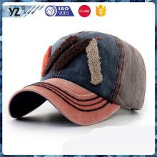 Main product unique design custom baseball caps hats for promotion