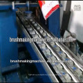 2014 hot sale high spee Elevator brush making machine