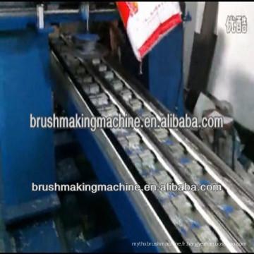 2014 vente chaude haute spee ascenseur brosse faisant la machine