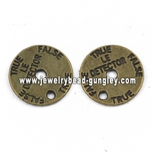 Alloy pendants for jewelry making