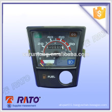 Black motorcycle accessory Motorcycle digital meter fit for 70cc