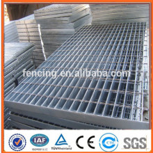 Hot dipped galvanized 255*30*100mm steel grating(manufacturer)