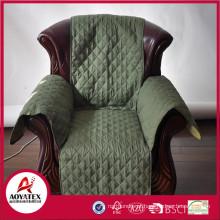Promoção de vendas Baixo MOQ Projeto regular, serviço de qualidade certificada bons comentários, Top qualidade grande estofado sofá capa simples
