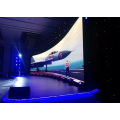 Excellent Thermal Management Indoor Curved LED Display
