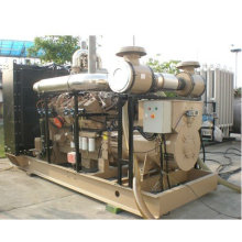 Natural gas genset 450kVA for sale
