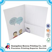 Favoritos Compara carpetas de archivos de papel de 2 bolsillos con diseño impreso, colores surtidos,