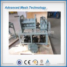 Machine de fabrication de fibre d'acier à haute efficacité pour la construction