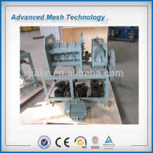 High efficiency steel fiber making machine for construction