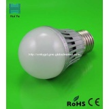 220V 110V 85-265V White&Warm White Home 4.5W E27 LED Lighting Bulb