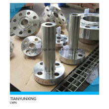 A182 F316L Lwn Stainless Steel Long Welding/Weld Neck Flange