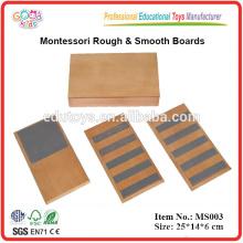 Feeling Games Touch Board Montessori Pädagogische Spielzeug