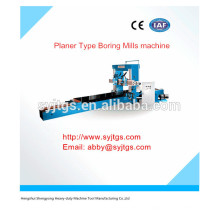 Planer Type Boring Mills machine price for sale