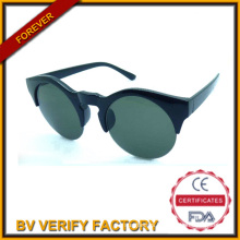 Trade Assurance, Half Frame Cat Eye Sunglass (F15477)