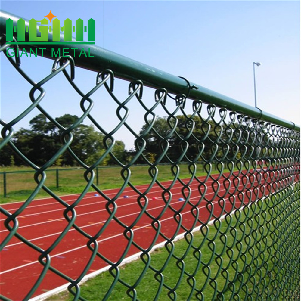 Chain Link Fence017