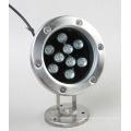 Lumière sous-marine légère de 9W LED IP68