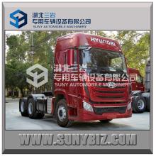 Hyundai 6X4 410HP LHD Tracteur