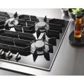 Miele Küche Gasherde Stahlofen