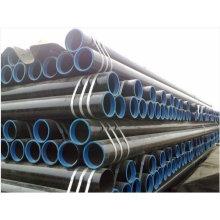 Tubería de acero sin costura con ASTM A106