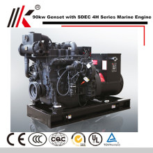 125HP 90KW DIESEL MARINE ENGINE FOR ELECTRIC BOAT DYNAMO PRICES ONLINE SHOPPING INDIA WATER JET ENGINE