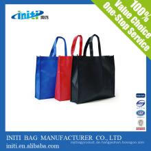 Nicht gewebte benutzerdefinierte Polypropylen Einkaufstaschen