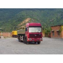 Sinotruk 8X4 LHD / Rhd Antrieb Steyr Powder Tank Truck