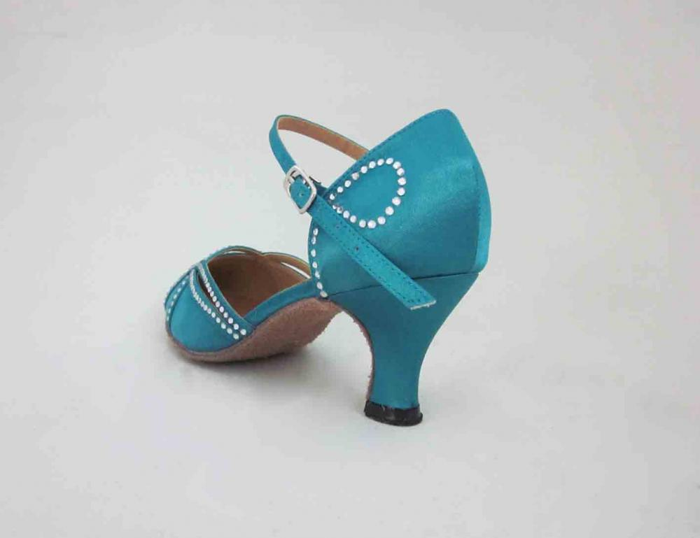 1 Inch Ballroom Shoes For Girls