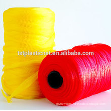 Plastic Knitted soft tubular mesh