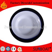 Sunboat Новый Дизайн Эмалированная Посуда Тарелка Посуда Посуда