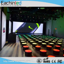 High refresh indoor P3.9 SMD full color LED display for live sports Be distinguished by its design, P3.9 Indoor event audio visual equipment LED video walls are consisted to be the best event production on the market.