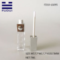 Luxury Square clear Empty Lipgloss Packaging
