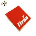 Chine fabricants émail personnalisé lettres personnelles épinglettes en métal