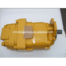 WA320-1 lift pump 705-51-22000 WA320 WA300 wheel loader gear pump,705-51-10150 steering hydraulic pump