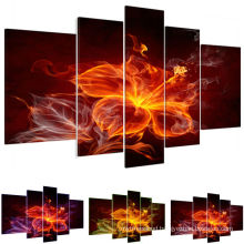 Flower Abstract Wall Art Cheap