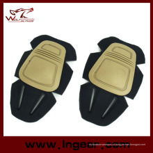 Emerson Tan G3 série tático calças Kneepad tático externo Flanchard combate joelheiras