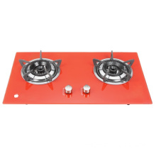 Gas Cooker Red Color