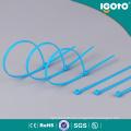 Laços de cabo de nylon materiais importados de RoHS com certificado de RoHS do Ce