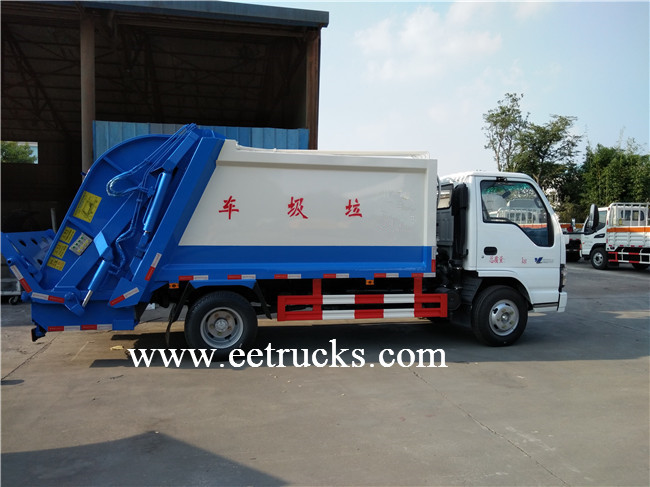 Waste Compression Trucks