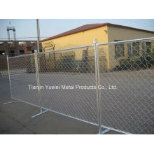 Vorübergehende abnehmbare Zaun Panel / Residential Metal Safety Zaunpaneele / Kanada Temporary Fence Panel