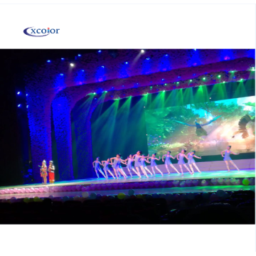 Stage-backdrop P4.8 Outdoor LED Screen Good Visual-effect