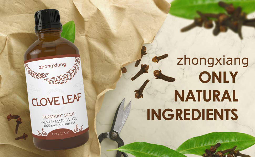 Clove Leaf Oil7