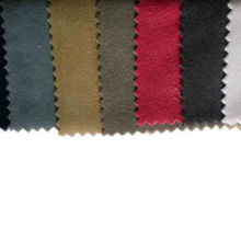 100% Polyester TC compound Velboa fabric for sofa and car seat