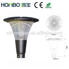 Hongbao Fabrik Heiße Verkäufe HB-035-04 CER ROHS 30w-50w LED Gartenlicht Solar führte Gartenlampe