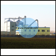 3D Design Corn Milling with ISO Approved