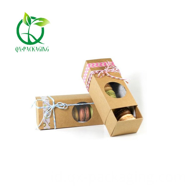 Brown Kraft Boxes With Lids