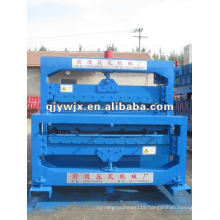 QJ double layer roof tile rolling machine for steel sheets
